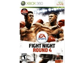 Xbox 360 Fight Night Round 4