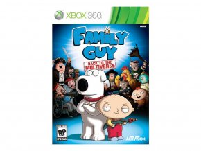 Xbox 360 Family Guy: Back to the Multiverse