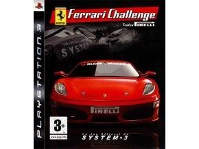 PS3 Ferrari Challenge: Trofeo Pirelli