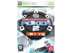 X360 World Championship Poker 2: All In