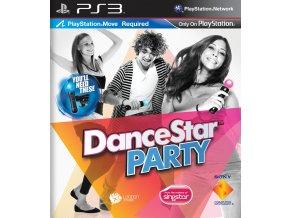 PS 3 DanceStar Party (Move)