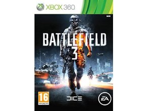 Xbox 360 Battlefield 3 (Limited Edition) CZ
