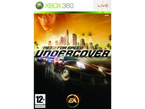 Xbox 360 Need for Speed: Undercover