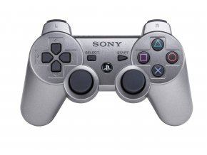Sony Dualshock 3 Silver (PS3)Sony Dualshock 3 Silver (PS3)