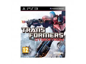 PS3 Transformers: War for Cybertron