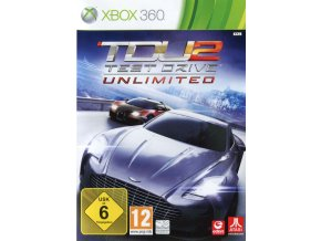 Xbox 360 Test Drive Unlimited 2