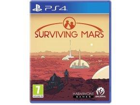 PS4 Surviving Mars