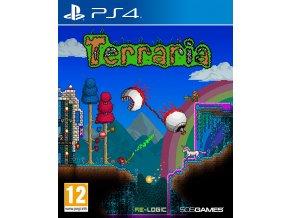 PS4 Terraria