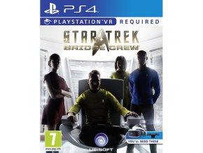 PS4 Star Trek: Bridge Crew VR