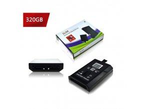 Interní HDD 320 GB Xbox 360 Slim