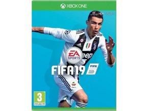 Xbox One FIFA 19 CZ