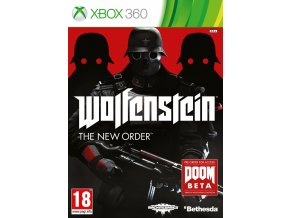 Xbox360 Wolfenstein: The New Order
