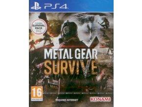 PS4 Metal Gear: Survive