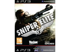 sniper elite v2 ps3 psn original midia digital D NQ NP 857455 MLB26986537519 032018 F