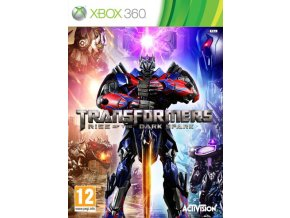 Xbox 360 Transformers: Rise of the Dark Spark