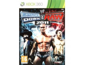 Xbox 360 WWE SmackDown vs. Raw