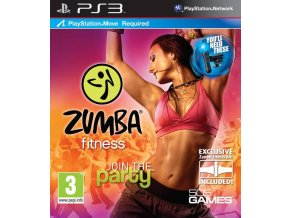 PS3 Zumba Fitness (Move)