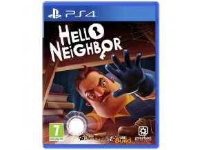 PS4 Hello Neighbor CZ