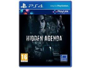 Playstation 4 Hidden Agenda
