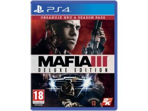 PS4 Mafia 3 (Deluxe Edition) CZ