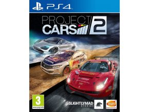 Playstation 4 Project Cars 2