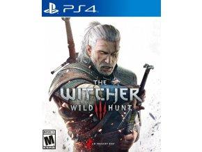 PS4 Zaklínač 3: Divoký hon