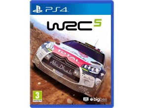 Playstation 4 WRC 5