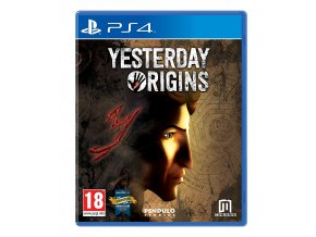 Playstation 4 Yesterday Origins