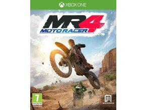 Xbox One Moto Race 4