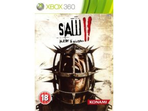 Xbox 360 Saw II: Flesh and Blood