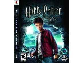 PS3 Harry Potter and The Half-Blood Prince