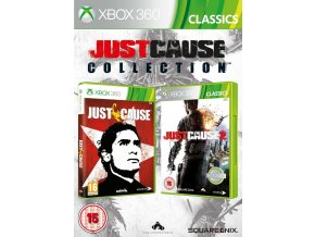 Xbox 360 Just Cause Collection