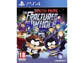 PS4 South Park: The Fractured But Whole