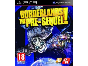 PS3  Borderlands: The Pre-Sequel!