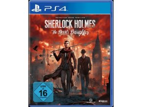 PS4 Sherlock Holmes: The Devils Daughter