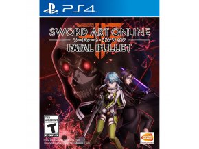 PS4 Sword ART Online: Fatal Bullet
