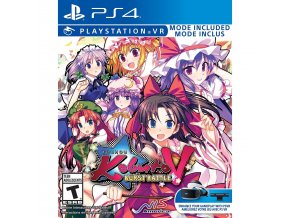 PS4 Touhou Kobuto V: Burst Battle