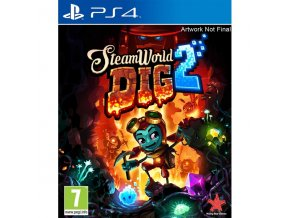 PS4 Steamworld Dig 2