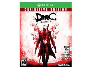 Xbox One DmC: Devil May Cry (Definitive Edition)