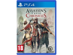 PS4 Assassin's Creed: Chronicles