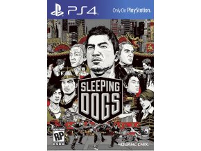 PS4 Sleeping Dogs
