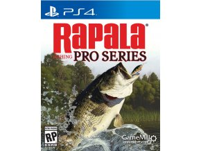 PS4 Rapala Fishing Pro Series