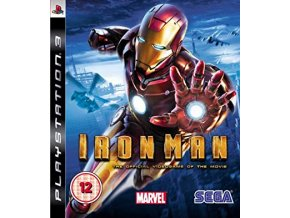 PS3 Iron man