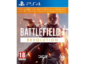 PS4 Battlefield 1 Revolutiion