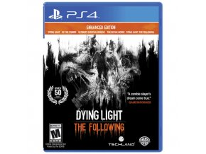 PS4 Dying Light: The Following (Enhanced Edition)