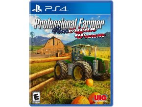PS4 Professional Farmer 2017 American Dream