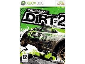 Xbox 360 Colin McRae: Dirt 2