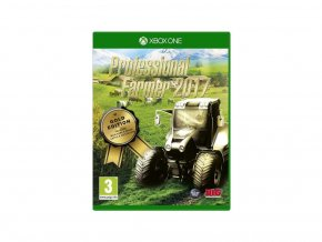 Xbox One Professional Farmer 2017 (Gold edition)