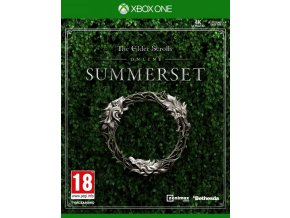 Xbox One The Elder Scrolls Online: SUMMERSET