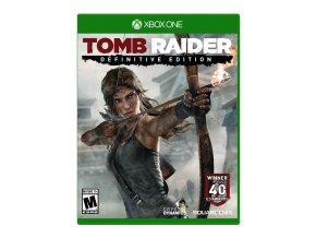 Xbox One Tomb Raider (Definitive Edition)